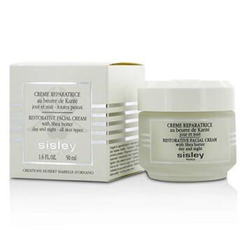 Mỹ phẩm chăm sóc da Sisley Restorative Facial Cream with Shea Butter Day and Night 1.6 oz chính hãng từ Mỹ US UK sale giá rẻ ở tại Hà nội TPHCM