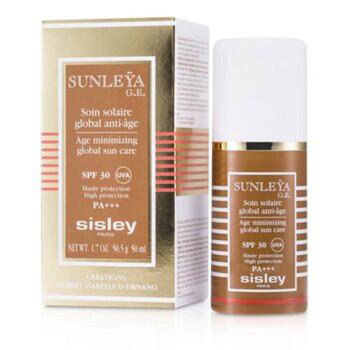 Mỹ phẩm chăm sóc da Sisley Sunleya Age Minimizing Global Sun Care SPF 30 50ml/1.7oz chính hãng từ Mỹ US UK sale giá rẻ ở tại Hà nội TPHCM