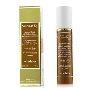 Mỹ phẩm chăm sóc da Sisley Sunleya G.E. Age Minimizing Global Sun Care SPF 50+ UVA Very High Protection 50ml/1.7oz chính hãng từ Mỹ US UK sale giá rẻ ở tại Hà nội TPHCM
