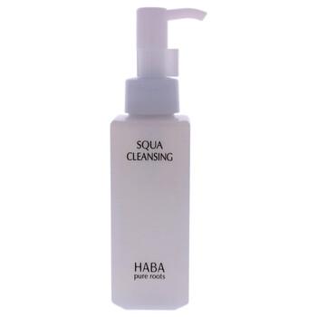 Mỹ phẩm chăm sóc da Haba Squa Cleansing by Haba cho nữ 4 oz Cleanser chính hãng từ Mỹ US UK sale giá rẻ ở tại Hà nội TPHCM