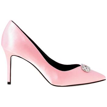 Giày Stella Luna nữ High Heel Pump Stella Light màu hồng 85Pt Pump Sat Crys Buckle chính hãng