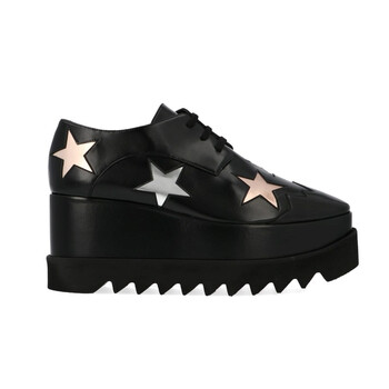 Giày Stella Mccartney Elyse Star Platform Shoes chính hãng