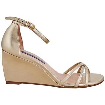Giày Stuart Weitzman nữ Platinum 65 Sandals chính hãng