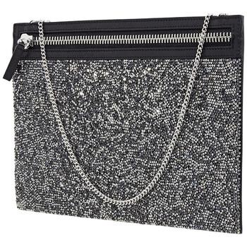 Swarovski Glam Rock Bag - Dark Grey Chính hãng từ Mỹ