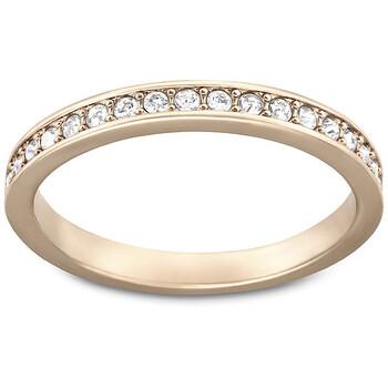 Trang sức Swarovski Nữ White/Rose-gold Tone mạ Rare Nhẫn chính hãng sale giá rẻ Hà nội TPHCM
