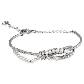 Trang sức Swarovski Metallic Leonore Swarovski Crystal & Imitation Pearl Vòng đeo tay chính hãng sale giá rẻ Hà nội TPHCM