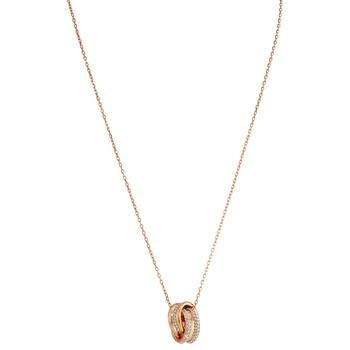 Trang sức Swarovski Further Pendant Vàng hồng chính hãng sale giá rẻ Hà nội TPHCM
