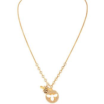 Trang sức Swarovski Lisabel Gold-mạ Dây chuyền (vòng cổ) chính hãng sale giá rẻ Hà nội TPHCM