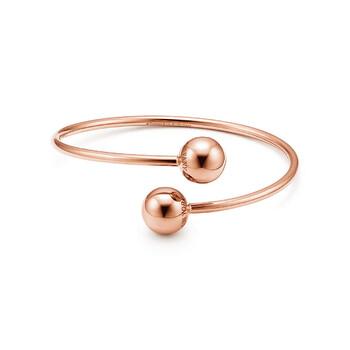Trang sức Tiffany & Co. Vàng hồng 18K Vòng đeo tay- Medium chính hãng sale giá rẻ Hà nội TPHCM