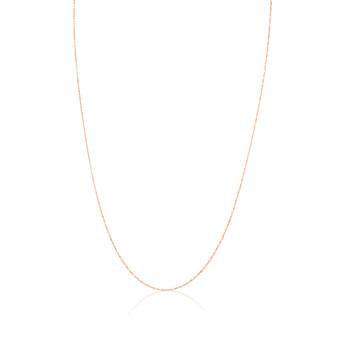 Trang sức Tiffany & Co. Vàng hồng 18K Chain chính hãng sale giá rẻ Hà nội TPHCM