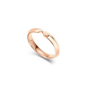 Trang sức Tiffany & Co. Vàng hồng 18K Nhẫn (Size:4) chính hãng sale giá rẻ Hà nội TPHCM