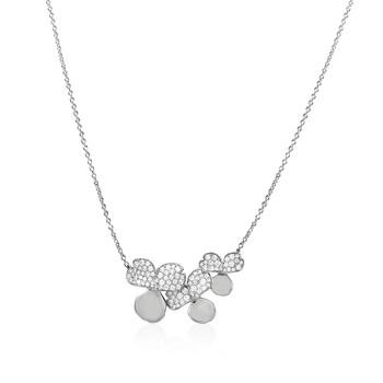Trang sức Tiffany & Co. & CO. Nữ Tiffany Paper Flowers Kim cương Cluster Pendant chính hãng sale giá rẻ Hà nội TPHCM