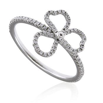 Trang sức Tiffany & Co. & Co. Nữ Tiffany Paper Flowers Kim cương Open Flower Nhẫn chính hãng sale giá rẻ Hà nội TPHCM