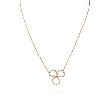 Trang sức Tiffany & Co. Kim cương Open Flower Pendant chính hãng sale giá rẻ Hà nội TPHCM