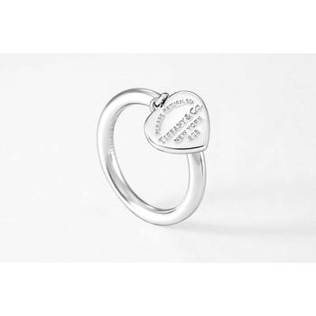 Trang sức Tiffany & Co. Nữ Bạc 925 Return To Tiffany Heart Tag Nhẫn