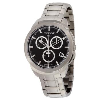 Đồng hồ Tissot T-Sport Chronograph mặt số màu đen Titanium nam T069.417.44.051.00 chính hãng sale giảm giá rẻ nhất ở tại Hà nội TPHCM