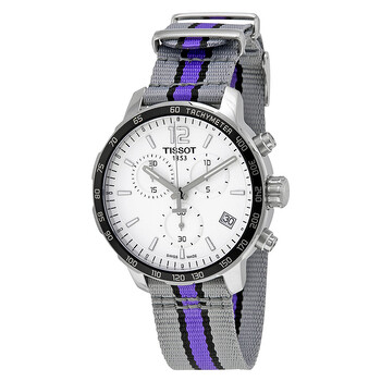 Đồng hồ Tissot Quickster Sacramento Kings Chronograph nam T0954171703735 chính hãng sale giảm giá rẻ nhất ở tại Hà nội TPHCM