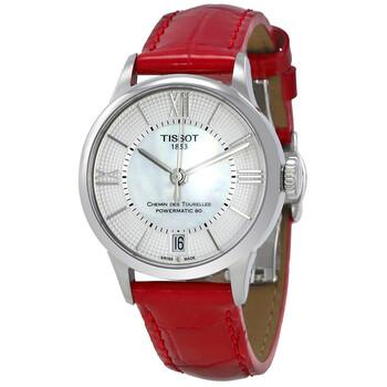 Đồng hồ Tissot Chemin Des Tourelles Automatic nữ T099.207.16.118.00 chính hãng sale giảm giá rẻ nhất ở tại Hà nội TPHCM