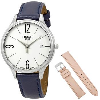 Đồng hồ Tissot Bella Ora mặt số màu trắng nữ T103.210.16.017.00 chính hãng sale giá rẻ nhất ở tại Hà nội TPHCM