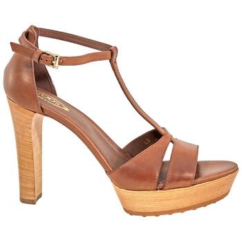 Giày Tod's nữ Cocoa Heels chính hãng