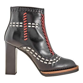 Giày Tod's nữ High Heels màu đen / màu đỏ / màu trắng chính hãng