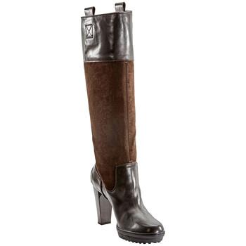 Giày Tod's nữ Shoes in Ebony chính hãng