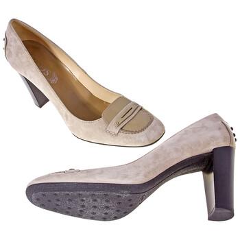 Giày Tod's nữ Shoes màu sáng Clay chính hãng
