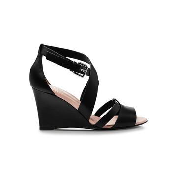 Giày Tod's nữ Wedge màu đen chính hãng