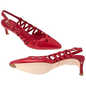 Giày Tod's nữ Shoes màu đỏ dâu tây chính hãng sale giá rẻ