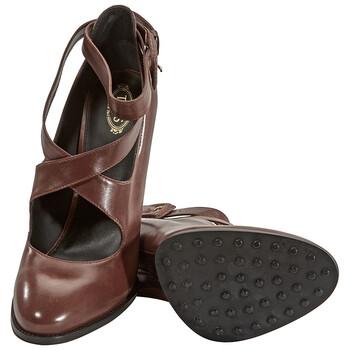 Giày Tod's nữ Shoes in Medium Brown chính hãng