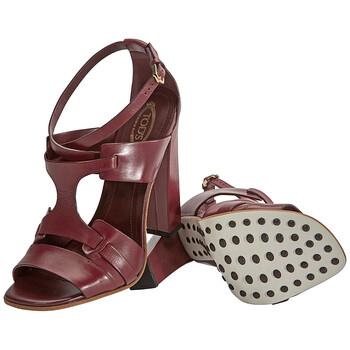 Giày Tod's nữ High Heel Pumps in Must chính hãng