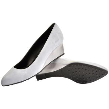 Giày Tod's nữ Ballerina Flats màu sáng Amber chính hãng