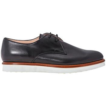 Giày Tod's nữ Lace-Up Shoes màu đen chính hãng
