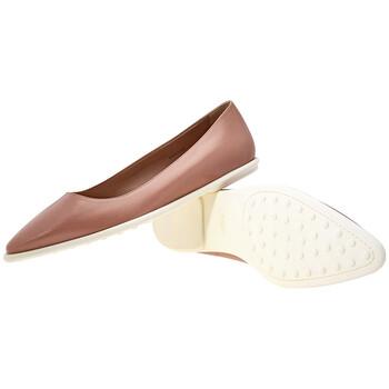 Giày Tod's nữ Ballerina Flats in Cheek chính hãng