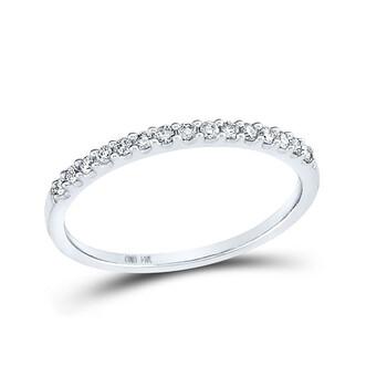 Trang sức Top Creation Nữ Vàng 14K Kim cương trắng Nhẫn thời trang Size 7 chính hãng sale giá rẻ Hà nội TPHCM