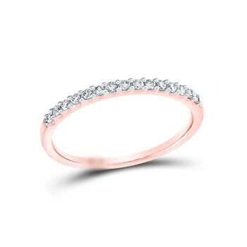 Trang sức Top Creation Nữ Vàng hồng 14K Kim cương Nhẫn thời trang size 7 chính hãng sale giá rẻ Hà nội TPHCM