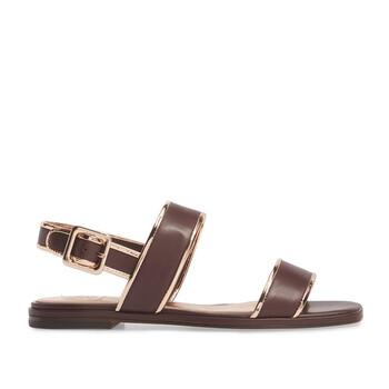 Giày Tory Burch Delaney Double Strap Leather Sandal chính hãng