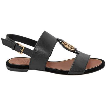 Giày Tory Burch nữ màu đen Sandals chính hãng