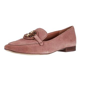Giày Tory Burch Malva Miller Suede Loafers chính hãng sale giá rẻ