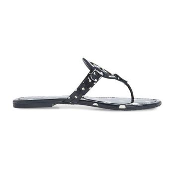 Giày Tory Burch Printed Patent Leather Miller Sandals chính hãng