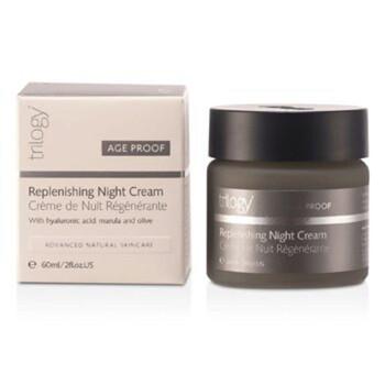 Mỹ phẩm chăm sóc da Trilogy Age-Proof Replenishing Night Cream 60ml/2oz chính hãng từ Mỹ US UK sale giá rẻ ở tại Hà nội TPHCM