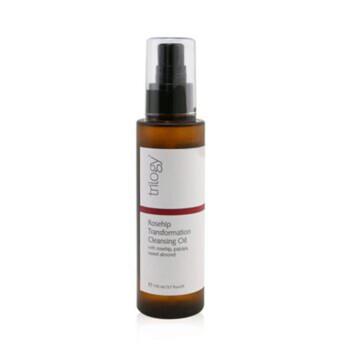 Mỹ phẩm chăm sóc da Trilogy Rosehip Transformation Cleansing Oil (For All Skin Types) 110ml/3.7oz chính hãng từ Mỹ US UK sale giá rẻ ở tại Hà nội TPHCM