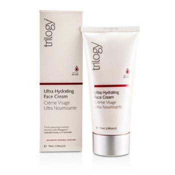 Mỹ phẩm chăm sóc da Trilogy Ultra Hydrating Face Cream (Dành cho da khô) 75ml/2.5oz chính hãng từ Mỹ US UK sale giá rẻ ở tại Hà nội TPHCM