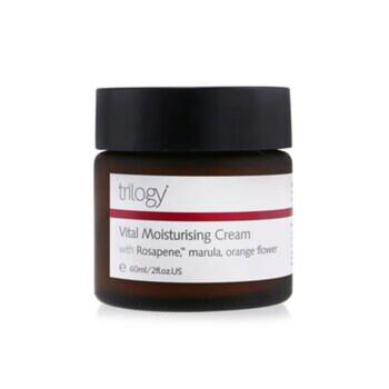 Mỹ phẩm chăm sóc da Trilogy Vital Moisturising Cream (For All Skin Types) 60ml/2oz chính hãng từ Mỹ US UK sale giá rẻ ở tại Hà nội TPHCM