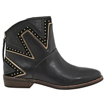 Giày Ugg Lars Studded Leather Bootie chính hãng sale giá rẻ