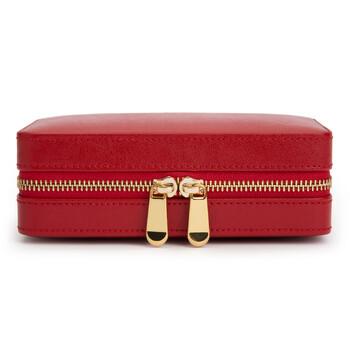 Trang sức Wolf Palermo Red Zip Case 213672 chính hãng sale giá rẻ Hà nội TPHCM
