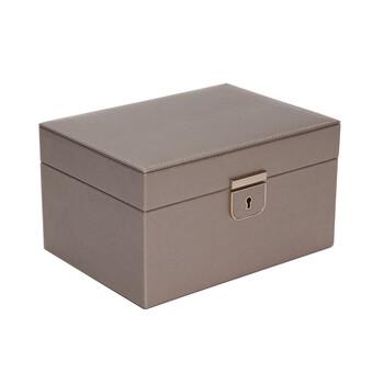 Trang sức Wolf Palermo Small Pewter Jewelry Box 213178 chính hãng sale giá rẻ Hà nội TPHCM