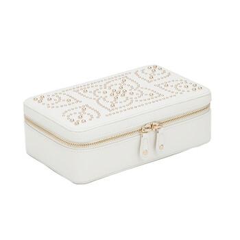 Trang sức Wolf Cream Marrakesh Zip Case 308653 chính hãng sale giá rẻ Hà nội TPHCM