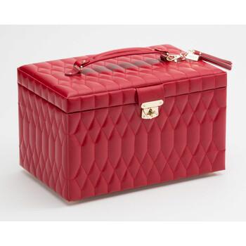 Trang sức Wolf Caroline Large Red Jewelry Case 329672 chính hãng sale giá rẻ Hà nội TPHCM