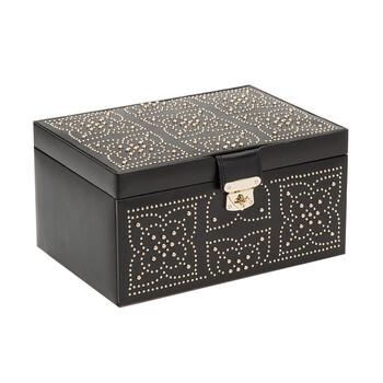 Trang sức Wolf Medium Đen Marrakesh Jewelry Box 308102 chính hãng sale giá rẻ Hà nội TPHCM